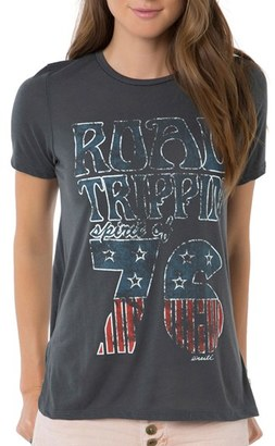 O'Neill 'Road Trippin' Graphic Tee $32 thestylecure.com