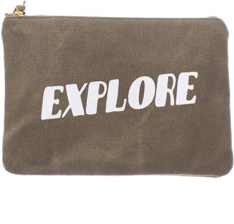 Izola Travel Zipper Pouch with Protective Liner
