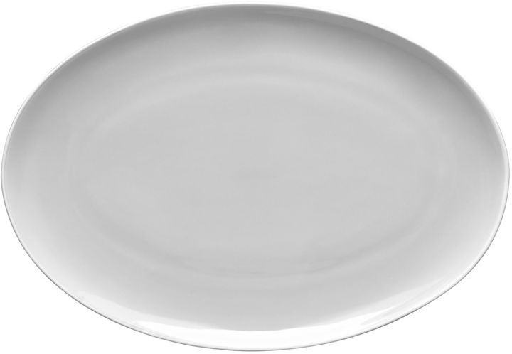 Noritake Noritake® ColorTrio Coupe Oval Platter in Blue