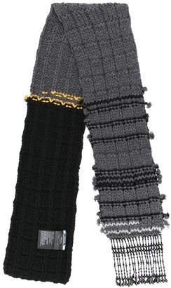 Prada beaded scarf