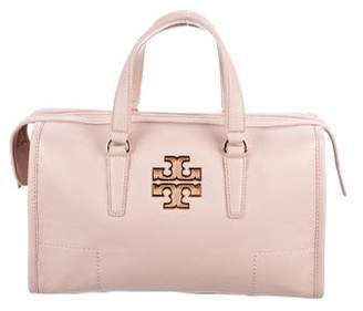 Tory Burch Britten Leather Satchel w/ Tags