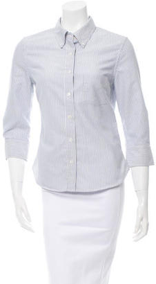 Boy. by Band of Outsiders Striped Button-Up Top $45 thestylecure.com