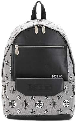Kokon To Zai monogram backpack