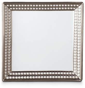 "L'OBJET Perlee Platinum 8"" Square Tray"
