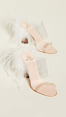 Brother Vellies Bianca Mules
