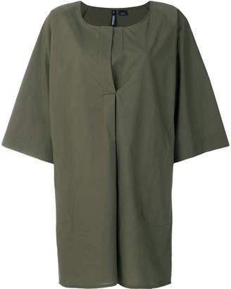 Woolrich tunic shirt dress