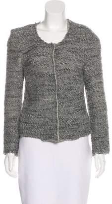 IRO Sveva Wool-Blend Jacket