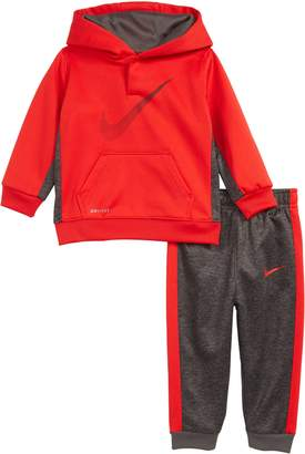 Nike KO Therma-FIT Fleece Hoodie & Pants Set