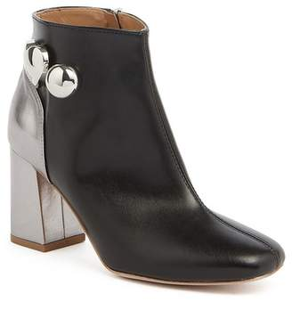 Love Moschino Block Heel Bootie