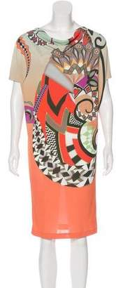 Etro Printed Shift Dress