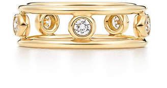 Tiffany & Co. Elsa Peretti® Diamonds by the Yard® ring