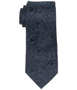 Cufflinks Inc. Mickey Mouse Navy Paisley Tie
