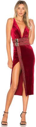 LOFT Zhivago Le Velvet Dress