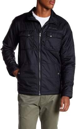 Columbia 4 Pocket Mock Neck Jacket