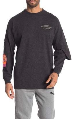 Puma Han Welt Sleeve Pullover