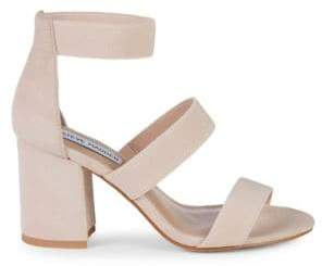 Steve Madden Leara Triple-Strap Sandals