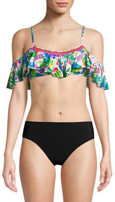 Nanette Lepore Enchantress Swim Top