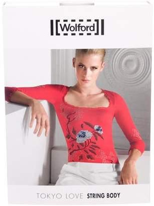 Wolford Tokyo Love Bodysuit w/ Tags