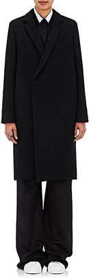 The RERACS Women's Wool Double-Breasted Coat