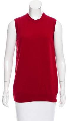 Malo Sleeveless Cashmere Sweater