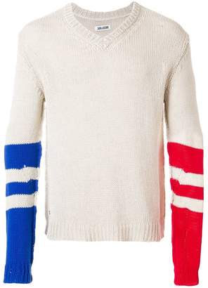 Zadig & Voltaire Zadig&Voltaire contrasting sleeves Keddy Sweater