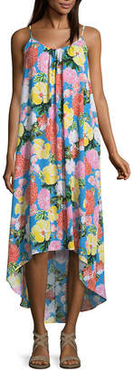 BELLE + SKY High Low Maxi Tank Dress