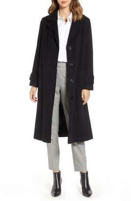 Helene Berman Wool Blend Coat