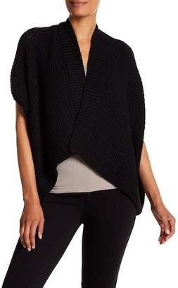 Wolford Air Vest Wool Blend Cardigan