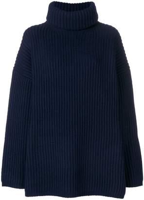 Acne Studios oversized turtleneck sweater