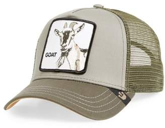 Goorin Bros. Brothers Goat Beard Trucker Hat