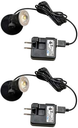 Kenroy Home Micro LED Spotlight Set