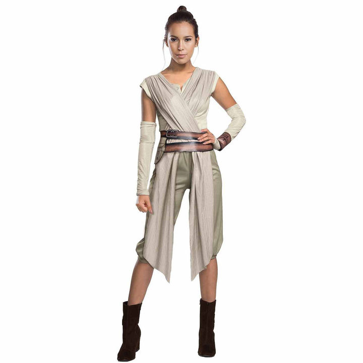 STAR WARS Star Wars The Force Awakens Rey Star Wars 5-pc. Dress Up Costume