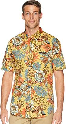 Reyn Spooner Men's Vintage Hawaiian Tailored Fit Shirt