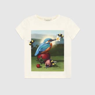 Gucci Children's Ignasi Monreal T-shirt