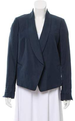 Chloé Tailored Open Front Blazer