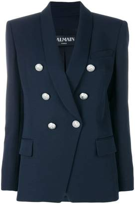 Balmain button detail blazer