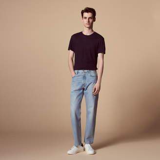 Sandro Light blue straight cut jeans