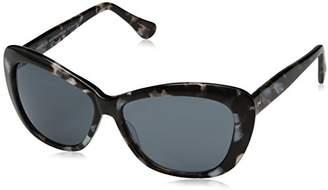 Halston H Womens Women's HH 608 Cat Eye Fashion Designer UV Protection Sunglasses