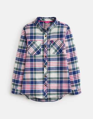 Joules Clothing Dixie Checked Shirt 32yr