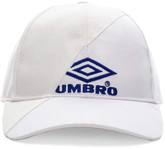 Vetements x Umbro Cut-Up Cap