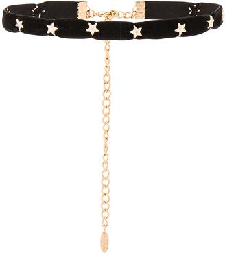 Ettika Velvet Star Choker $39 thestylecure.com