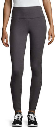 ST. JOHN'S BAY SJB ACTIVE Active Secretly Slender Legging - Tall Inseam 30.5