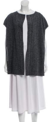TSE Knit Open Front Vest