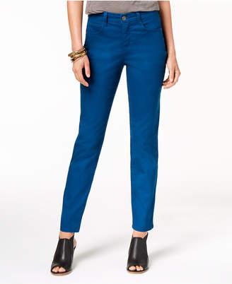Style&Co. Style & Co Tummy-Control Slim-Leg Jeans