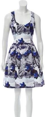 Prabal Gurung Printed Sleeveless Dress w/ Tags