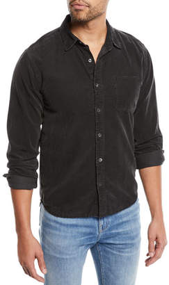 Frame Men's Button-Front Long-Sleeve Corduroy Shirt