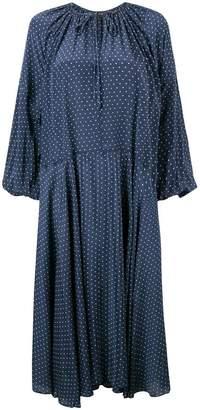 Lee Mathews Queenie spot dress