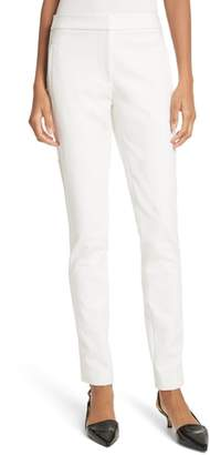 Tibi Anson Snap Side Skinny Pants