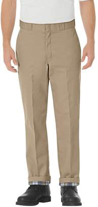 Dickies Men's Relaxed-Fit Flannel-Lined Pants