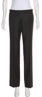 Chanel Quilted Wool Pants